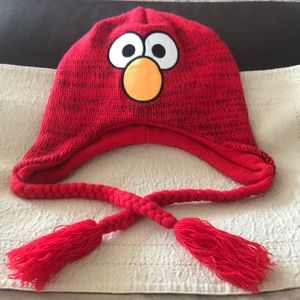 NWOT Elmo Beanie/Hat